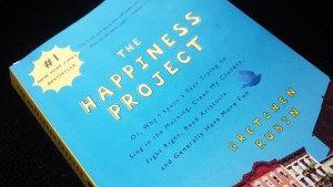 The Happiness Project - by Gretchen Rubin